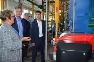 16 июля глава Искитимского района Юрий Саблин посетил Промышленный сельсовет