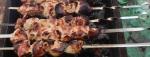 Жарить шашлыки в аномальную жару разрешили новосибирцам