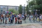 Еще три детские спортивные площадки появились в Искитиме