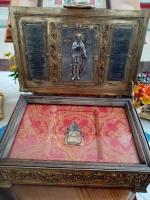 Ковчег с частицей мощей святого Александра Невского прибыл в Искитим