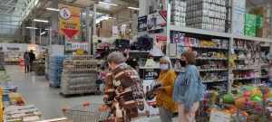 Проверены торговые объекты Искитима на соблюдение масочного режима