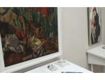 В Искитимском музее начала работу уникальная выставка «Чувство живописи»!