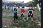 В спорткомплексе «Юбилейный» Искитима появилась спортивная площадка для силовых видов спорта и единоборств