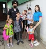 Инспекторы ПДН посещают семьи школьников в рамках акции «Помоги пойти учиться»