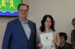 Глава Искитима Сергей Завражин вручил благодарственные письма за организацию командно-штабных учений «Запад - 2021»