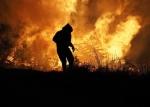 Пять пожаров произошло в Искитимском районе за неделю