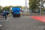 Площадка для игры в городки появилась в Искитиме