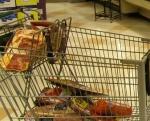 В Новосибирской области стоимость набора продуктов питания выросла на 12%