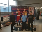 Искитимские боксеры привезли медали с турнира