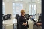 В Новосибирской области открылся Центр общественного наблюдения за ходом голосования