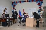 Сегодня, 17 сентября, в 8.00 на территории Искитимского района открылись все 79 избирательных участков