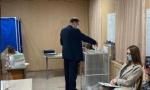 В Искитиме голосуют не только за депутатов Госдумы, но и за депутатов местного Совета