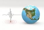 Землетрясение зафиксировали на территории Новосибирской области