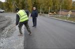 Две улицы будут заасфальтированы в ближайшие годы в деревне Шибково