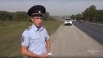 Сотрудник МО МВД России «Искитимский» Иван Тузиков спас пострадавшего в ДТП человека от гибели