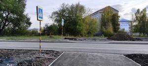 Искитимцы на Линейной игнорируют пешеходный переход