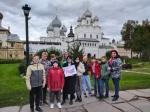 Учащиеся Детской музыкальной школы Искитима совершили путешествие по маршруту «Золотое кольцо. Александр Невский»