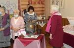 В ДК «Октябрь» Искитима открылась выставка «Из бабушкиного сундука»