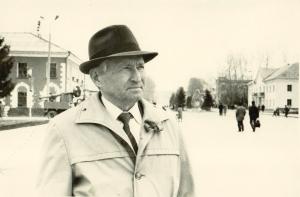 Этот день в истории Искитима. 6 октября 1928 года родился Виктор Михайлович Балдаков