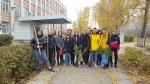 Экологическая акция «Посади своё дерево» прошла на территории школы №14 города Искитима