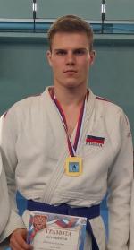 Искитимский дзюдоист успешно выступил на Всероссийских соревнованиях