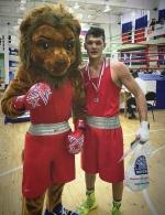 Выпускник детско-юношеской спортивной школы города Искитима одержан победу на Чемпионате СФО по боксу