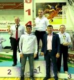 Спортсмены Клуба всестилевого каратэ-до «Каскад» представляли Искитим на областном Чемпионате