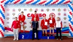 Василий Таранов завоевал 1 место на чемпионате Новосибирской области по самбо